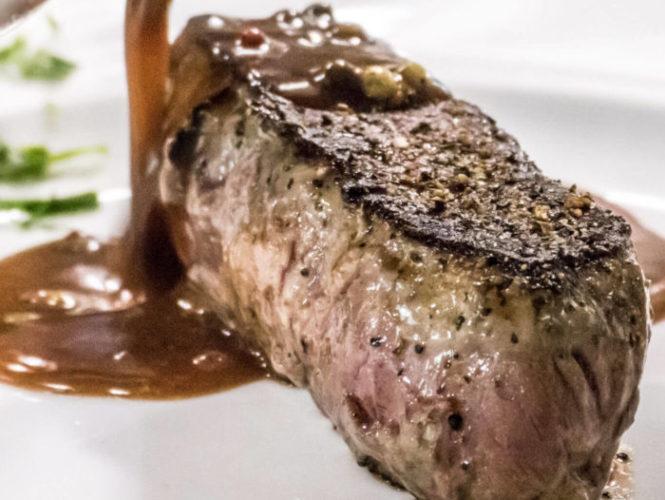 Steaks vom Black Angus Weiderind (Grain Feed) aus Uruguay!