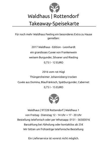 Takeaway_Speisekarte